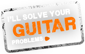 I'll solve your guitar problems